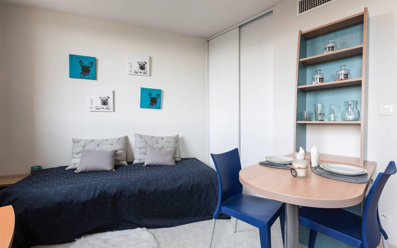 residence suiteasy clermont ferrand le parc belvedere studio