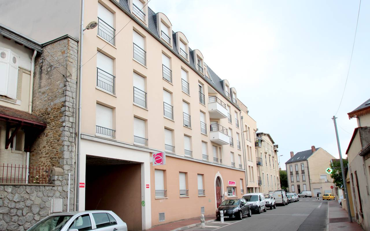 residence suiteasy les arenes d orsay limoges facade
