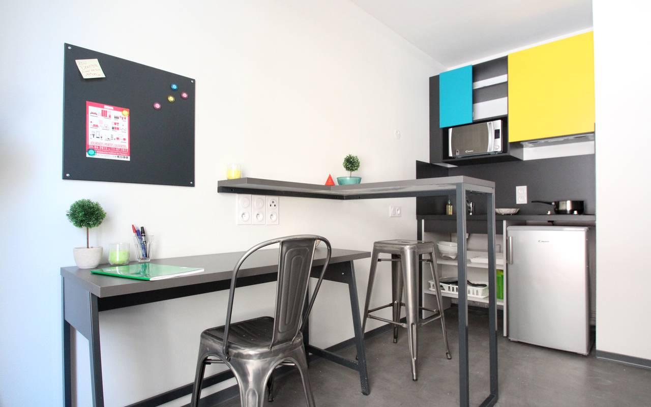 residence suiteasy le 124 marseille studio economique