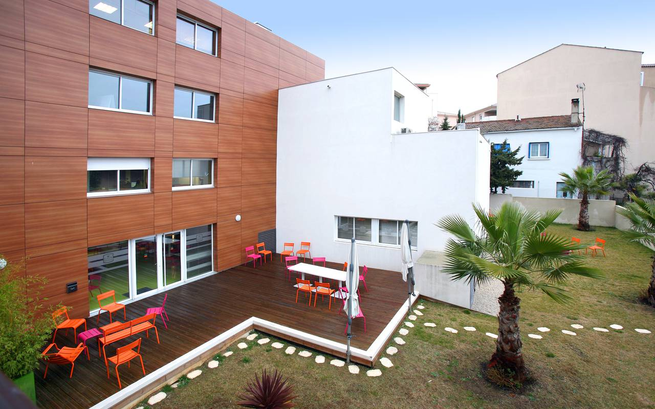 residence suiteasy residoc 1 montpellier exterieur