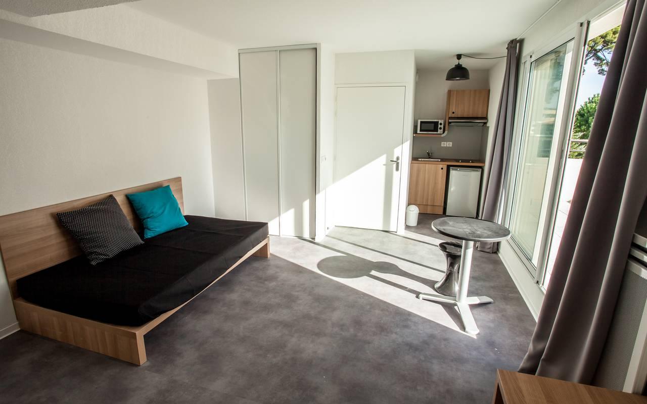 residence suiteasy residoc 2 montpellier studio economique salon