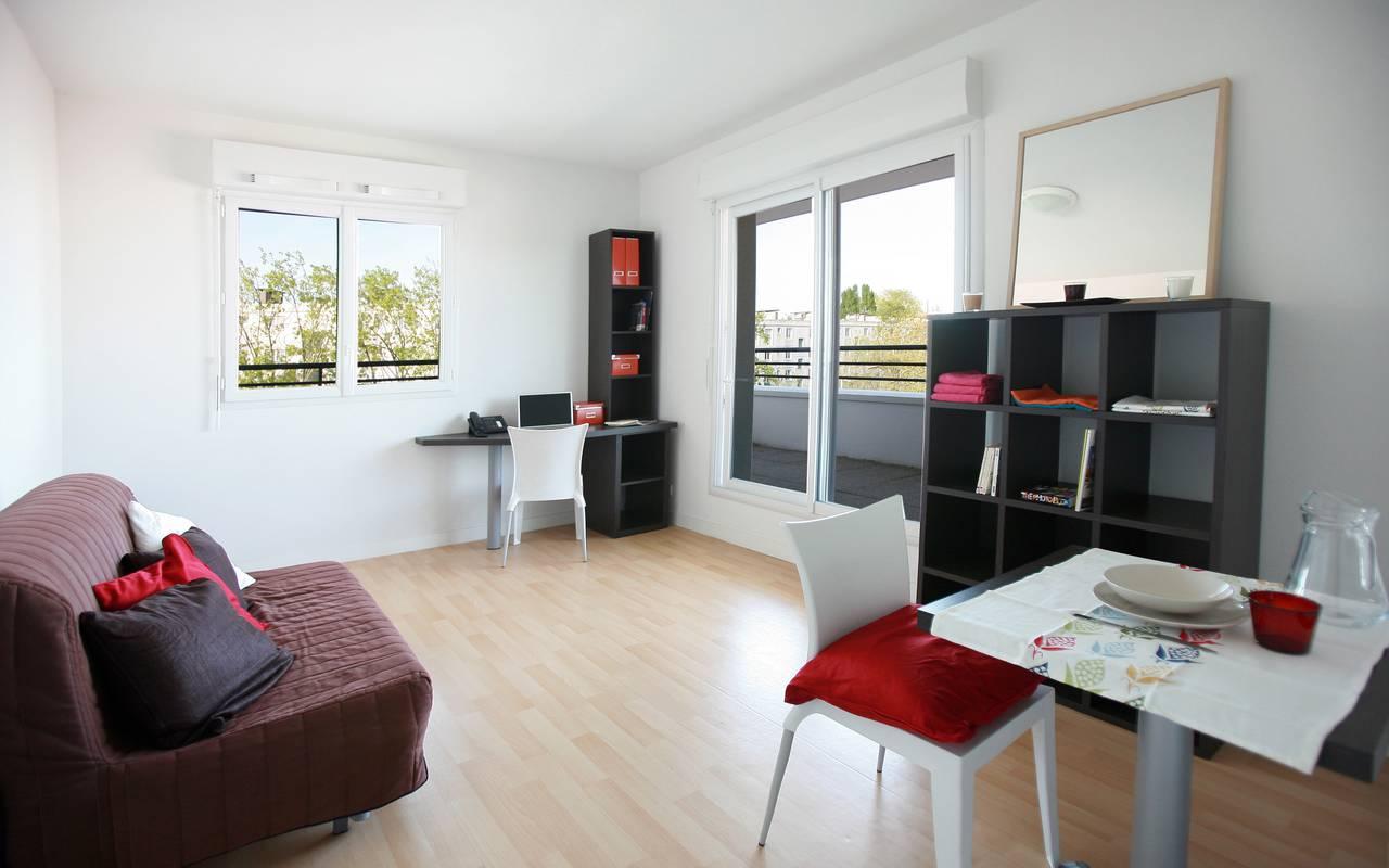 residence suiteasy einstein 2 nantes appartement 3 personnes