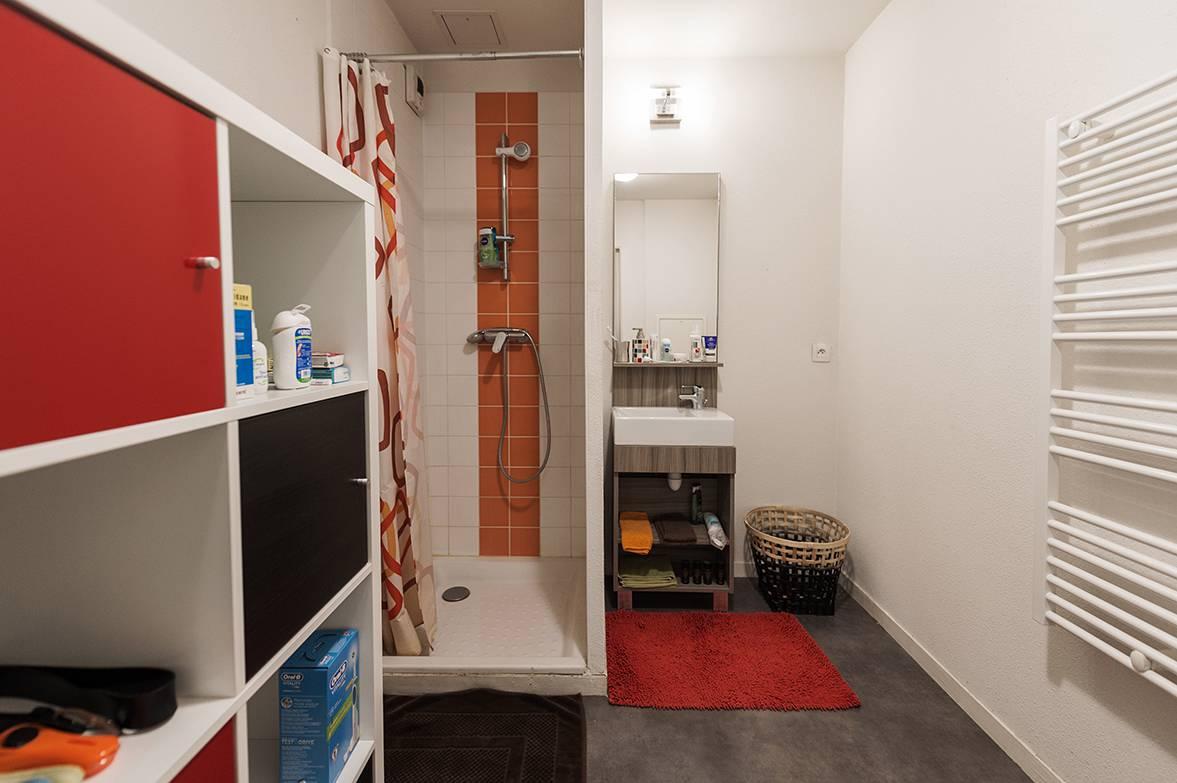 residence suiteasy rouen omega t1 salle de bain