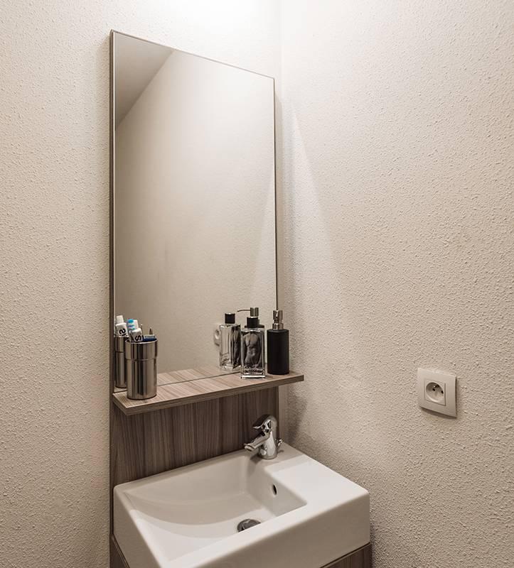 residence suiteasy rouen omega salle de bain 3