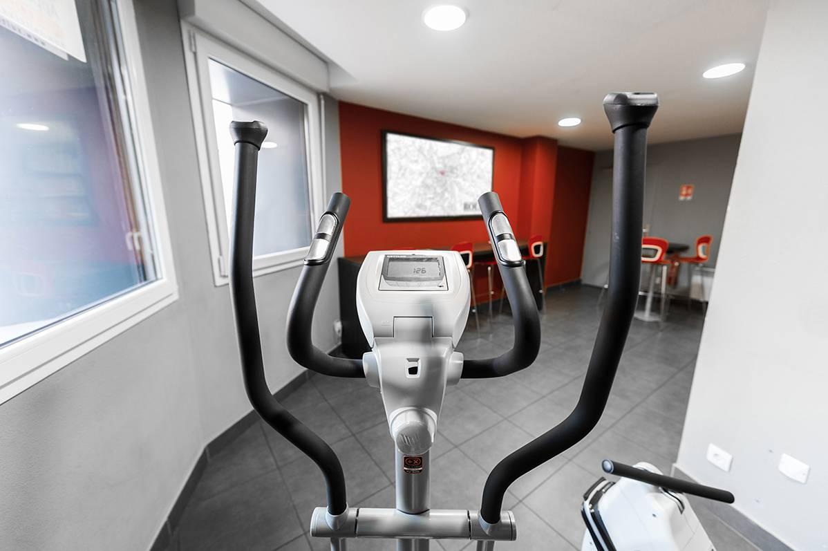 residence suiteasy rouen omega salle de fitness