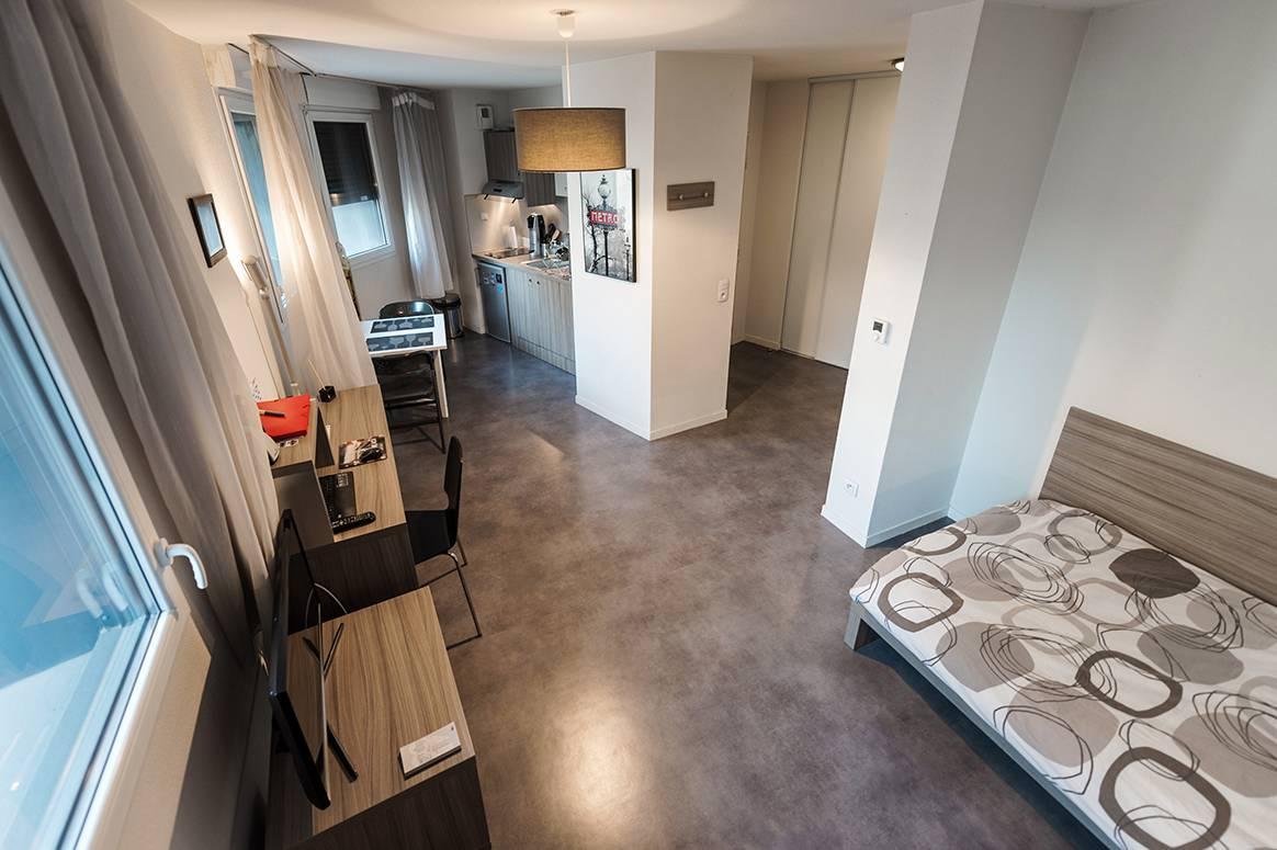residence suiteasy rouen omega studio economique 6