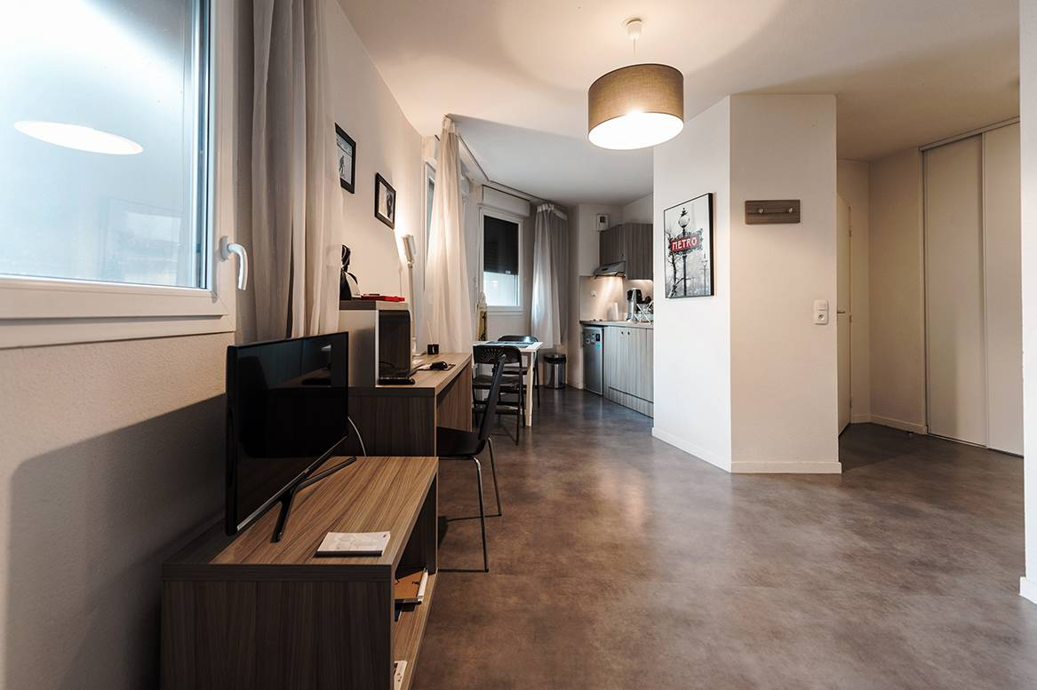 residence suiteasy rouen omega studio economique