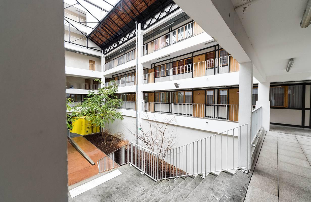 residence suiteasy oxygene lyon atrium