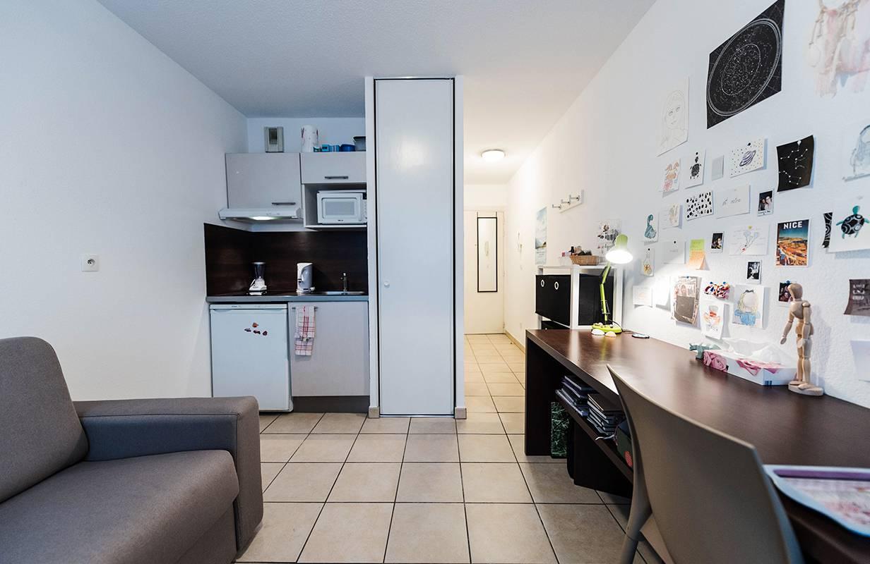 residence suiteasy parc avenue annemasse studio 3