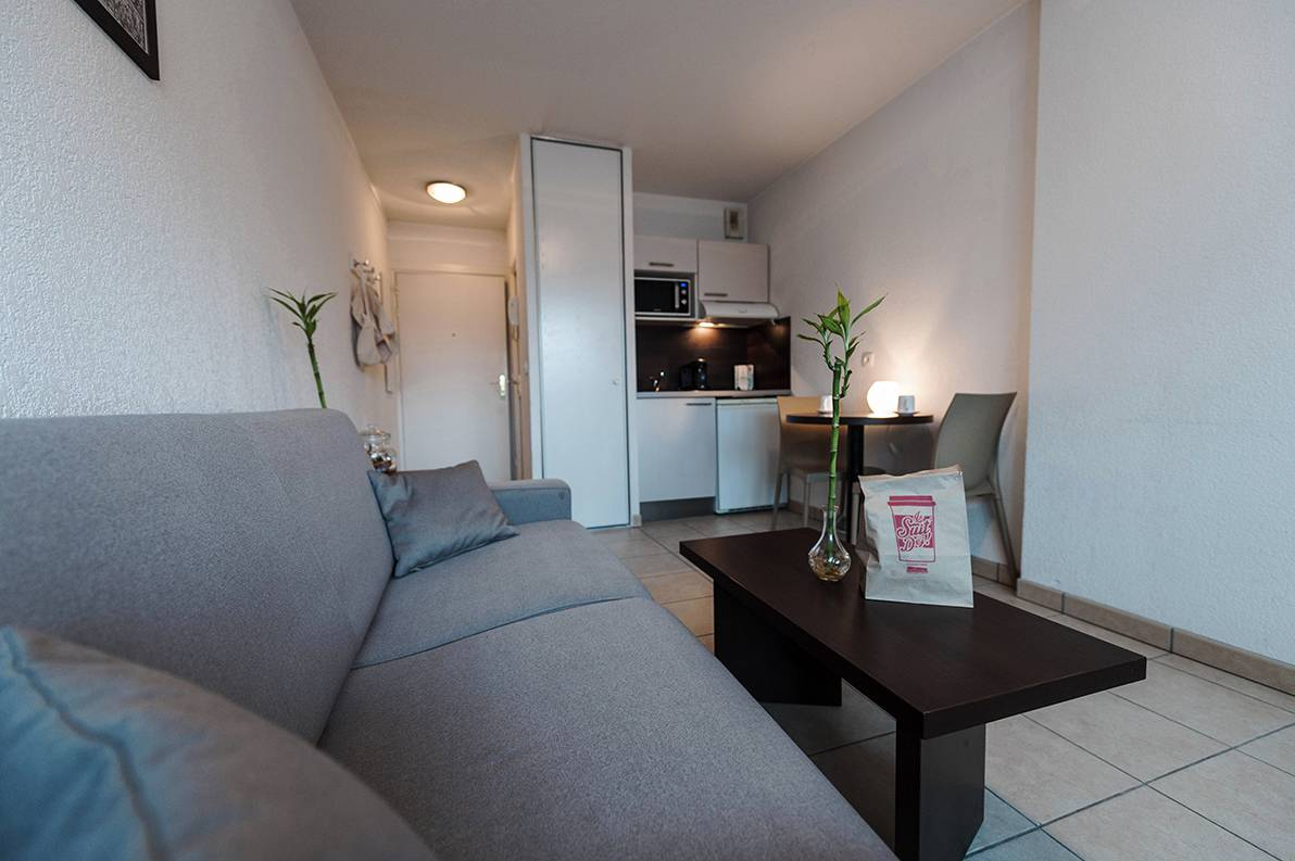 residence suiteasy parc avenue annemasse studio 5
