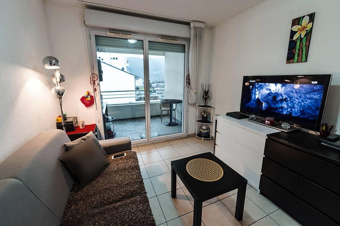 residence suiteasy parc avenue annemasse studio terrasse