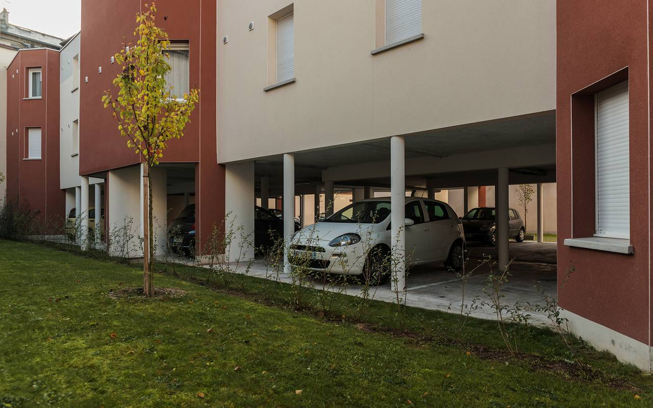 residence suiteasy sigma reims exterieur 2