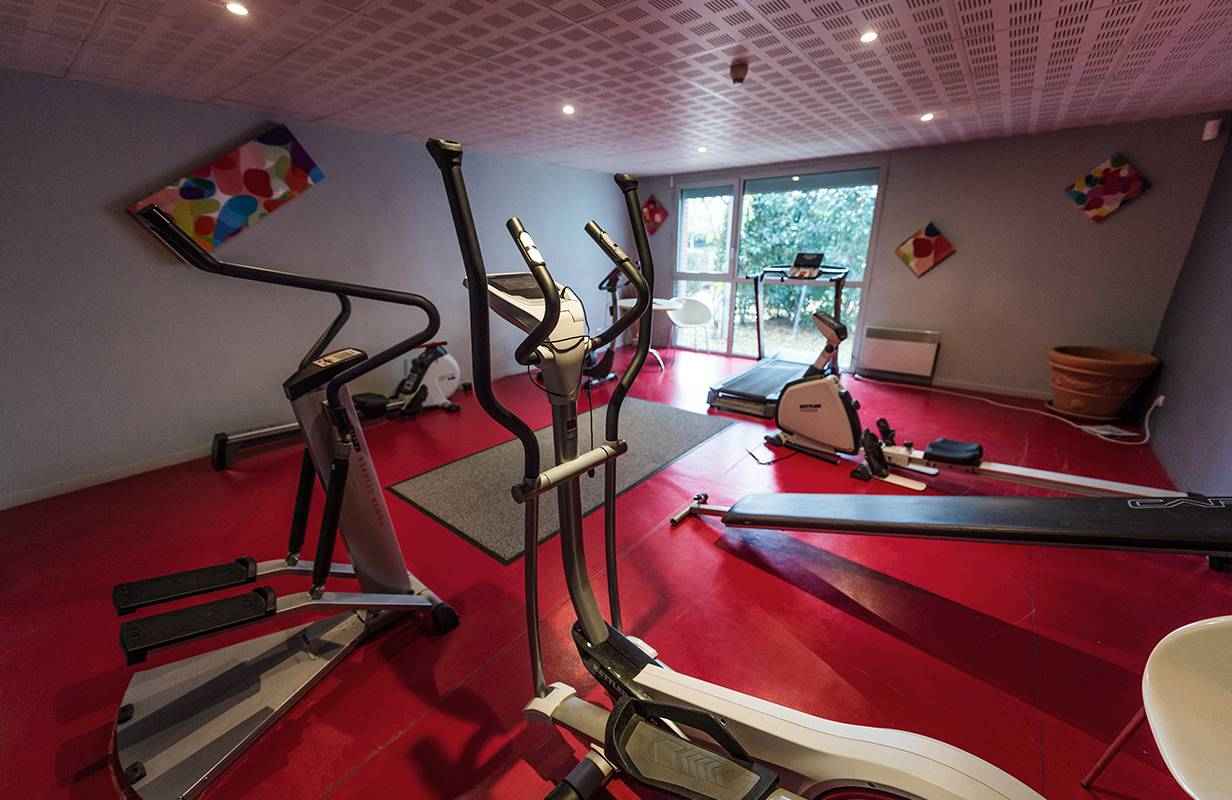 residence suiteasy thales toulouse salle de fitness