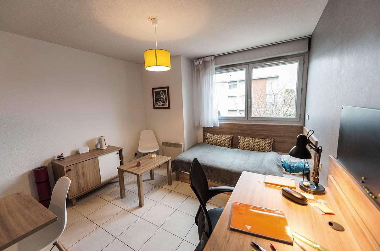 residence suiteasy thales toulouse studio economique