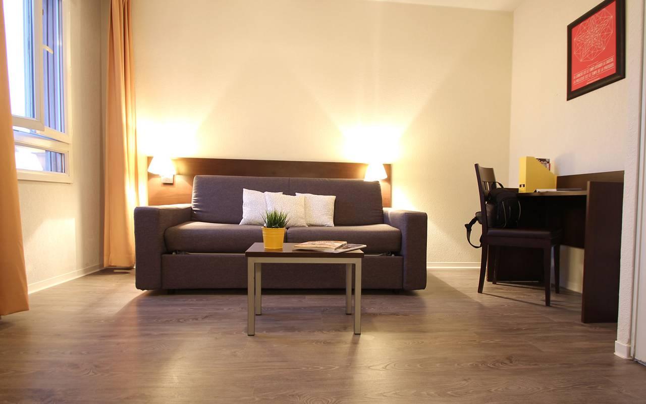 location séjour appartement