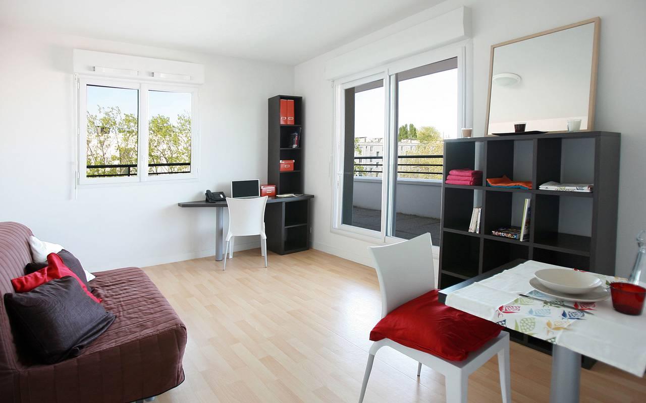 location séjour studio