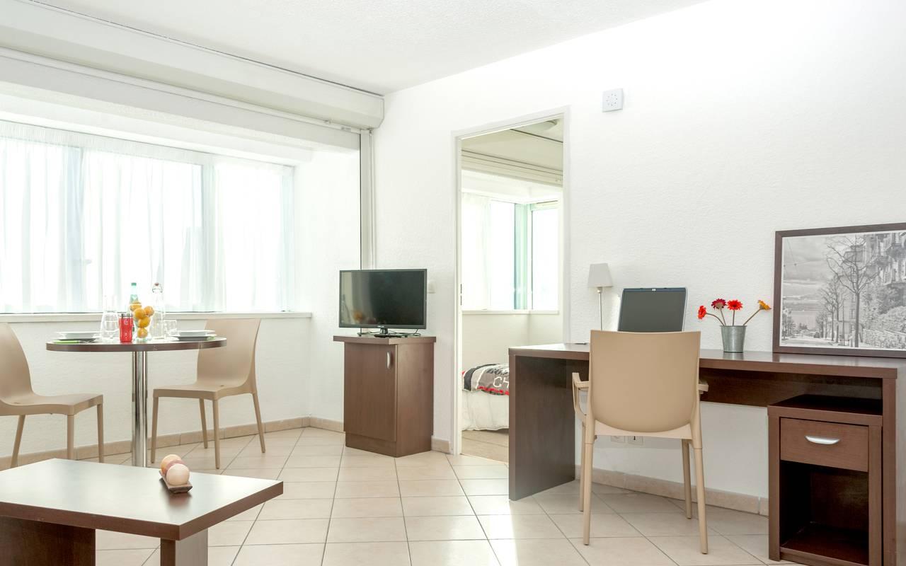 appartement location saisonnière à Annemasse