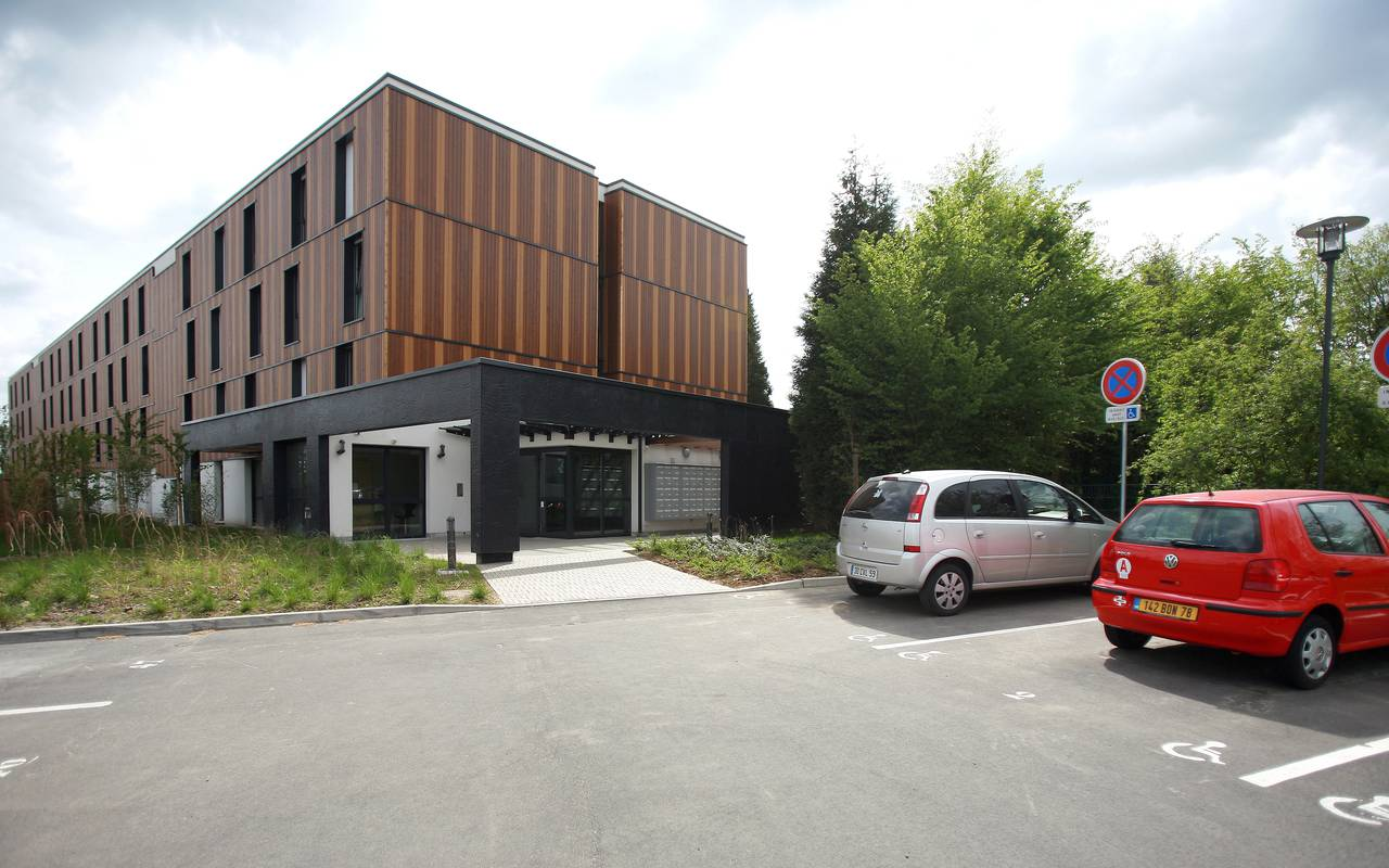 extérieur résidence location saisonnière Valenciennes
