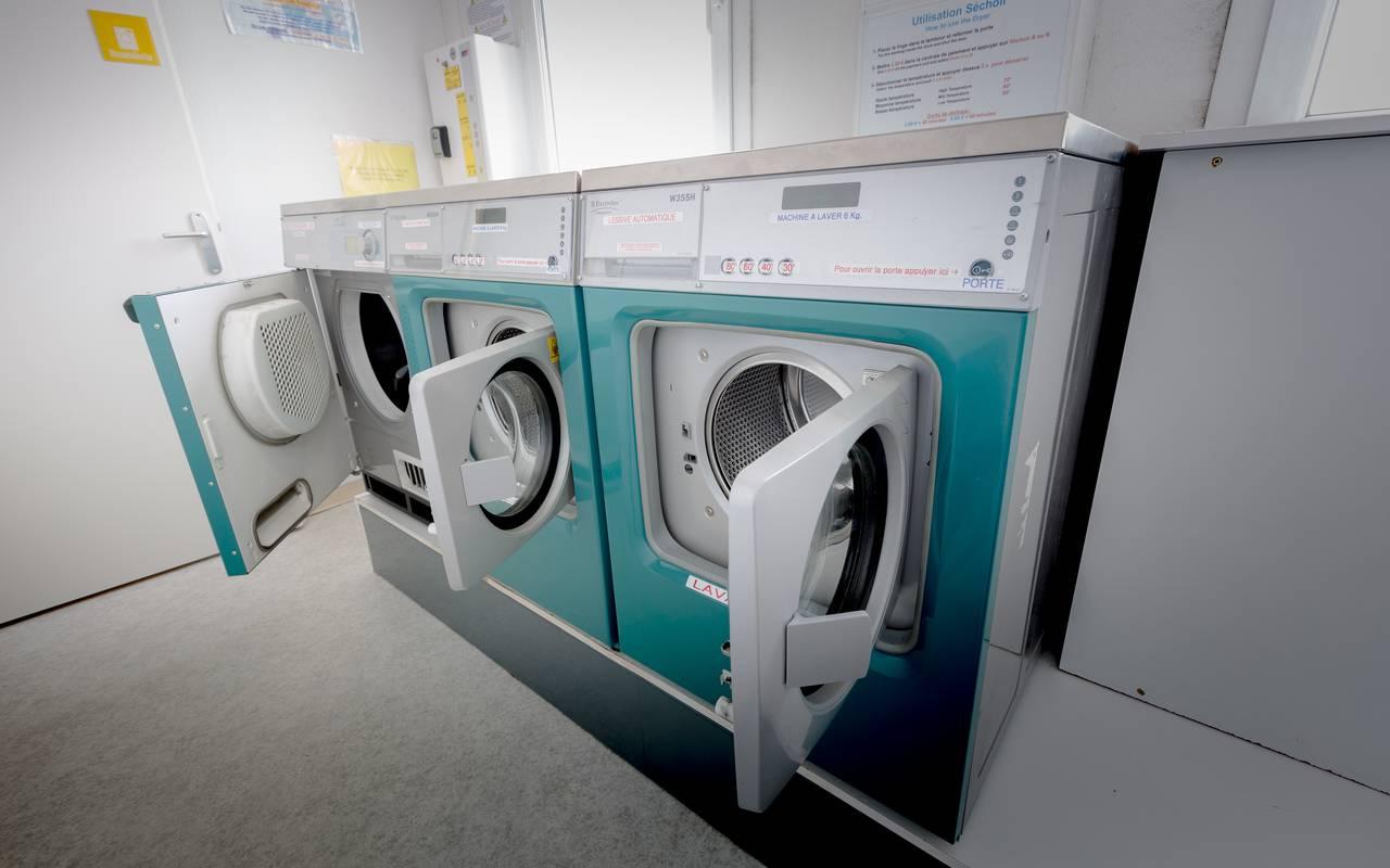 laverie résidence location moyen séjour Clermont Ferrand
