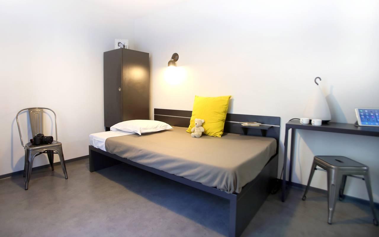 lit studio location moyen séjour à Marseille