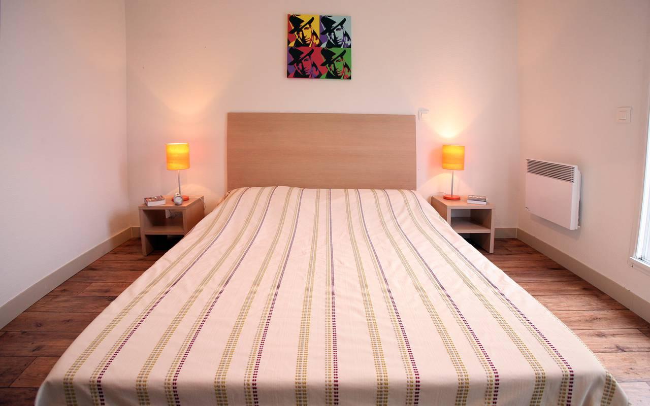 chambre appartement location court séjour à Montpellier