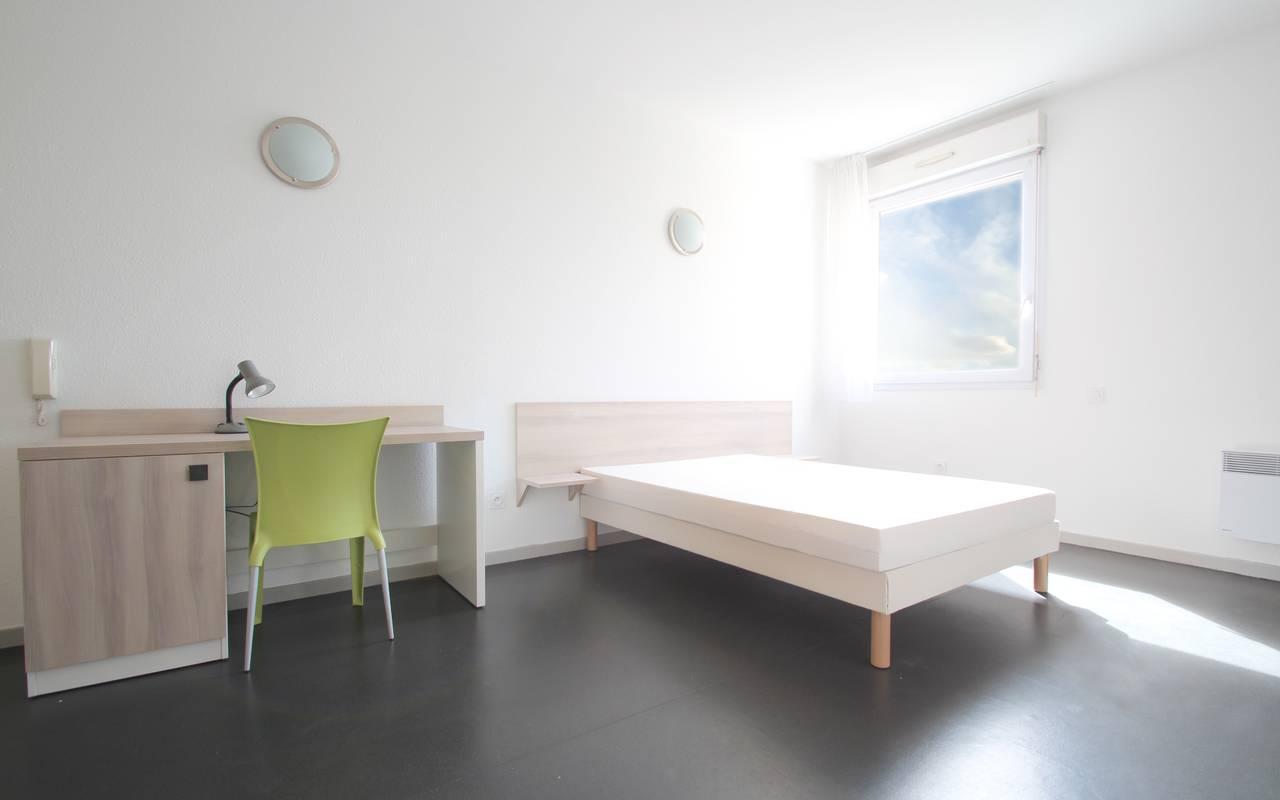 studio location court séjour à Lyon