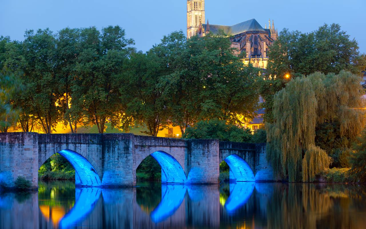 Pont Saint Martial Limoges