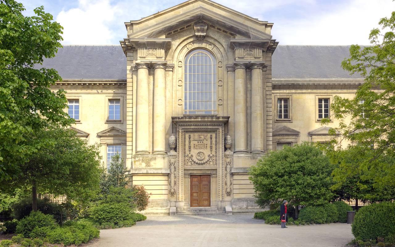 Bibliothèque Carnegie à Reims