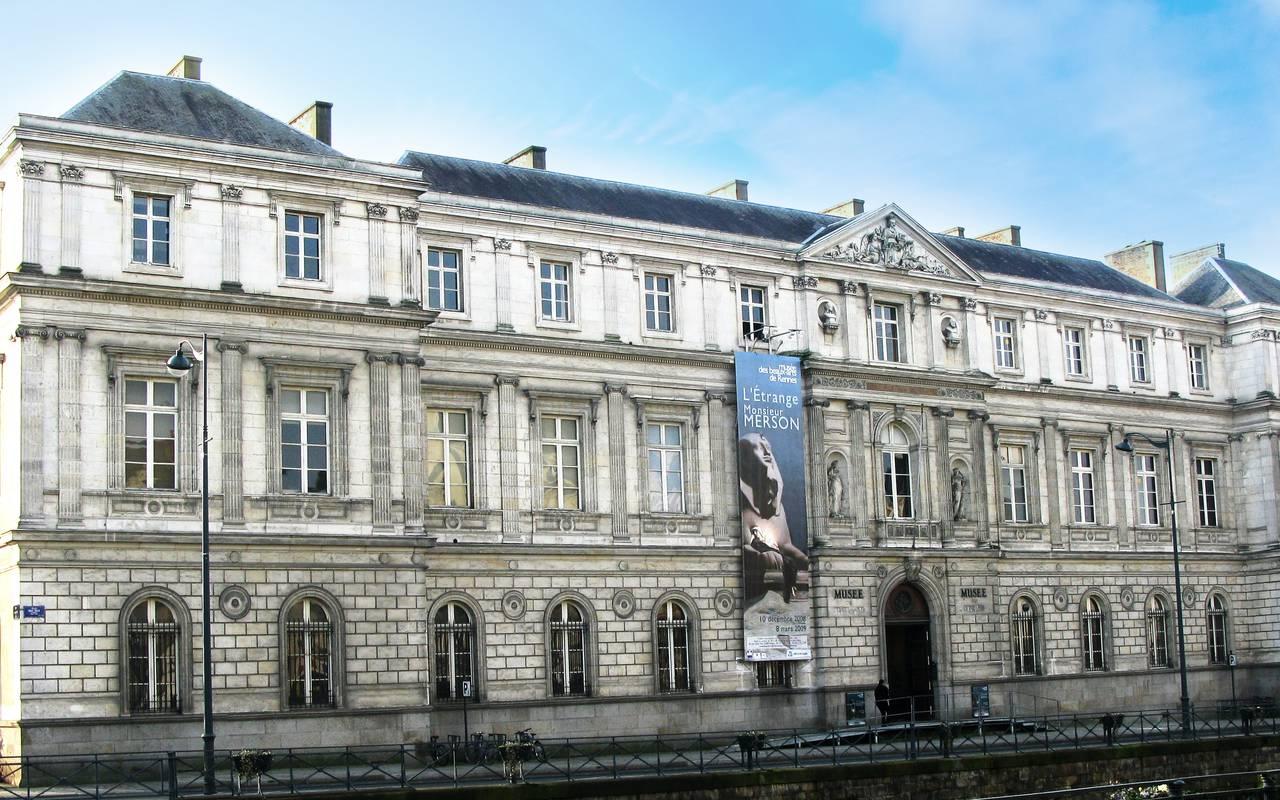 Musée des Beaux Arts à Rennes
