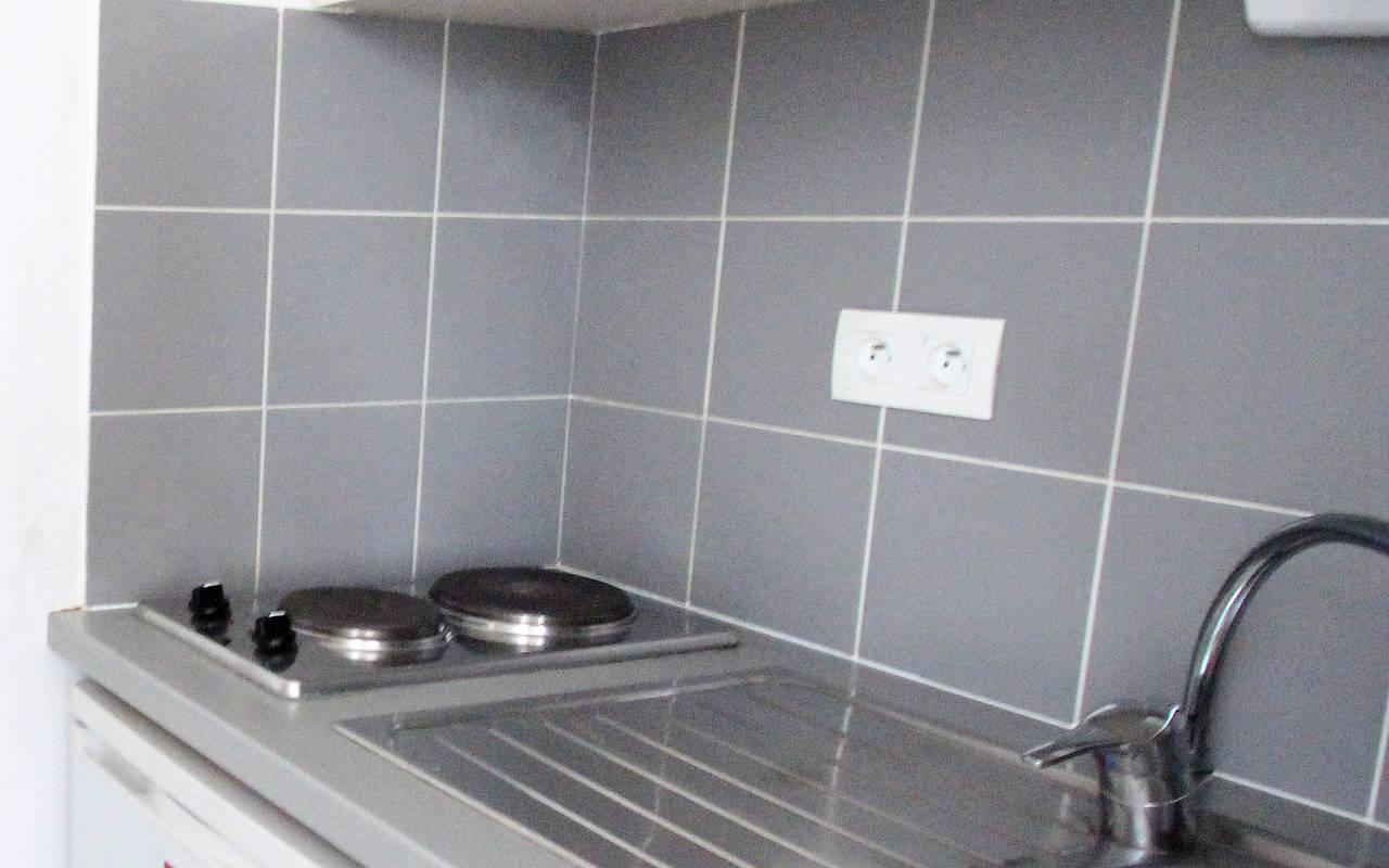 kitchenette location moyen séjour à Avignon