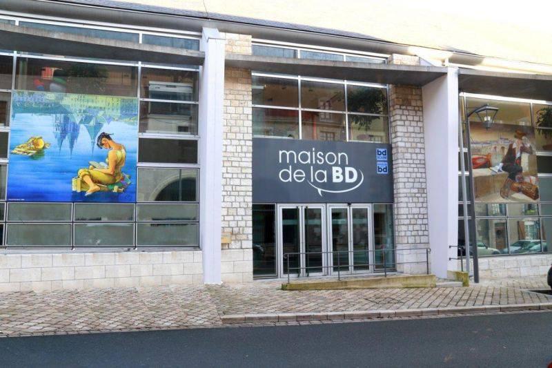 Maison de la BD à Blois