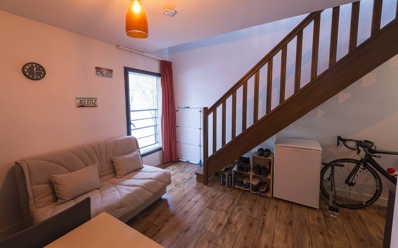 appartement avec mezzanine location saisonnière à Nevers