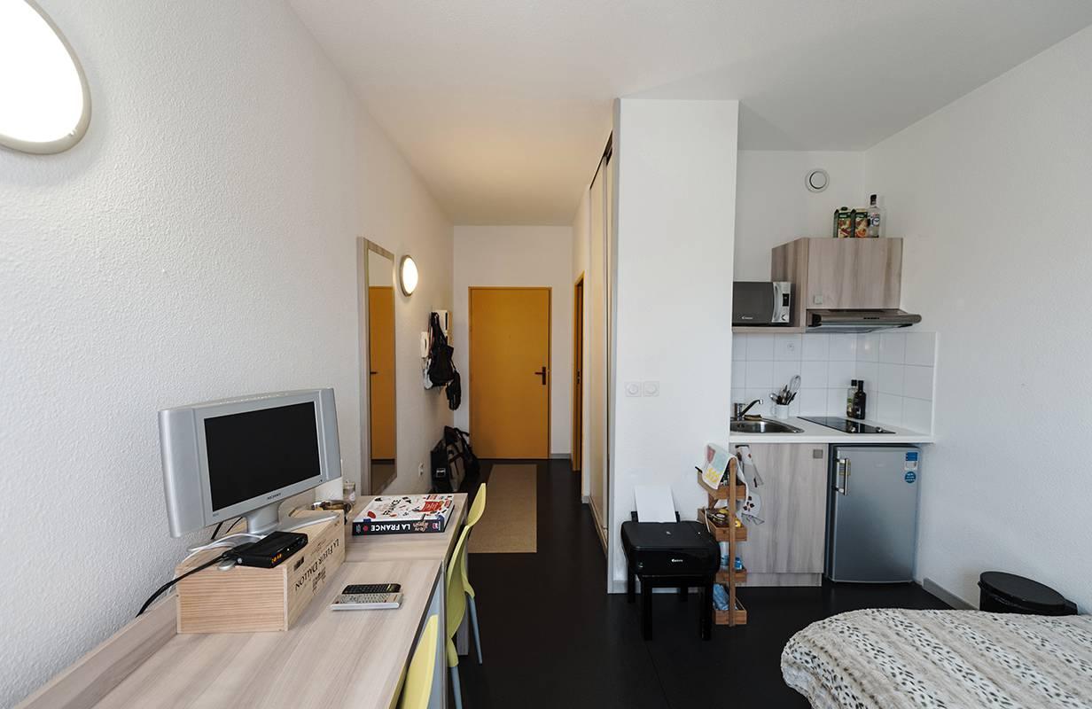 studio location saisonnière à Lyon
