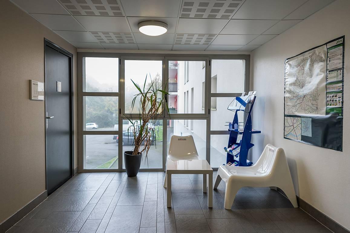 accueil résidence location court séjour à Nantes