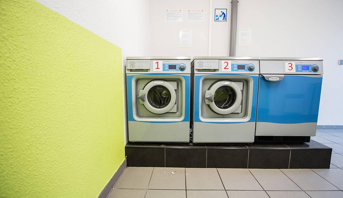 laverie location moyen séjour à Nantes
