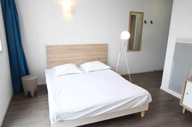 chambre appartement location court séjour à La Rochelle
