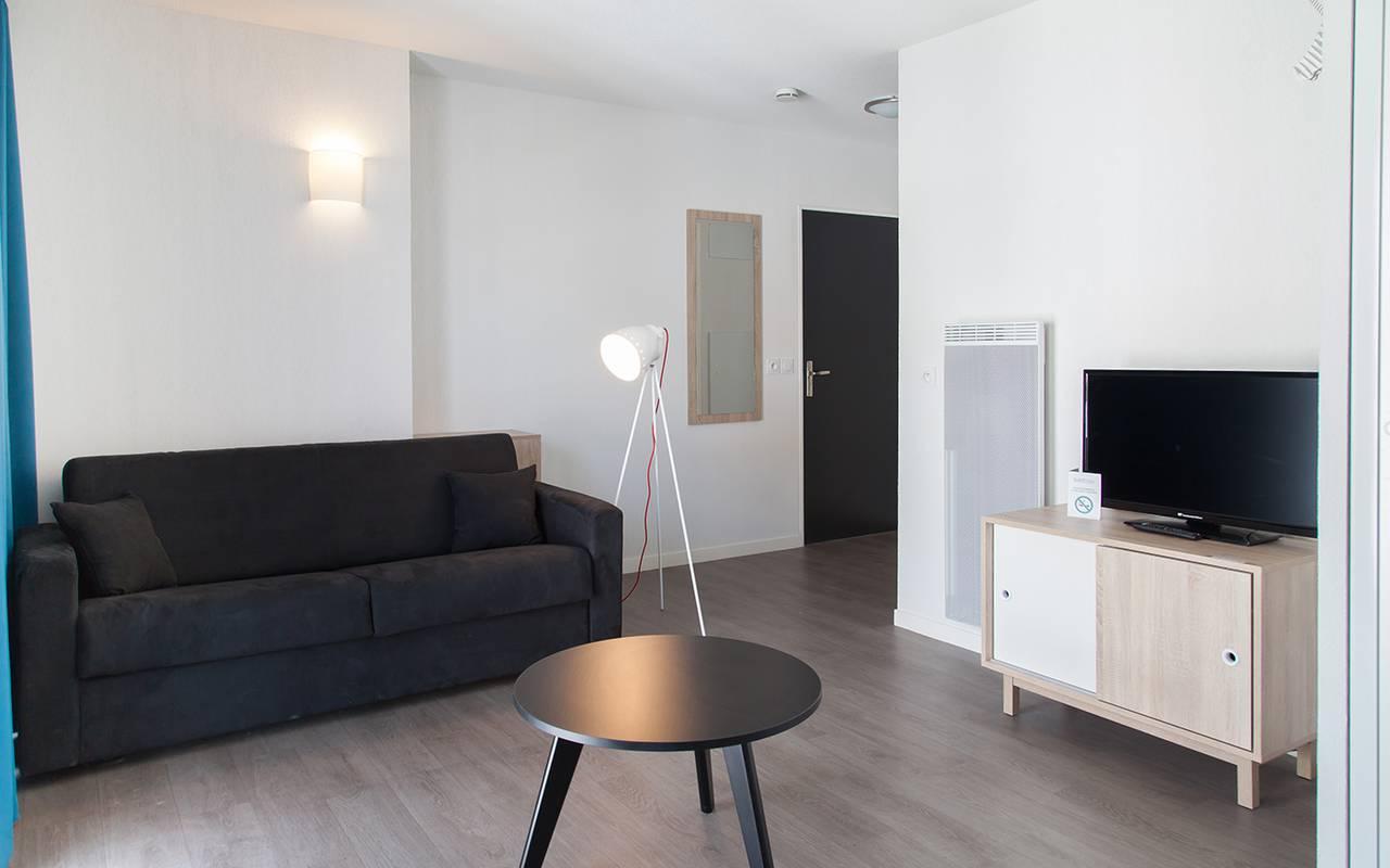 appartement location moyen séjour à La Rochelle