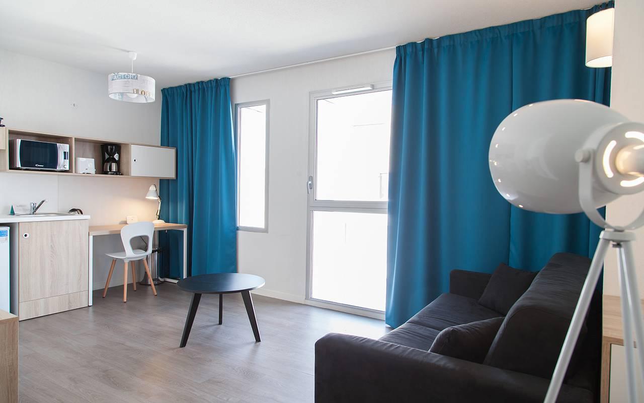 appartement location court séjour à La Rochelle