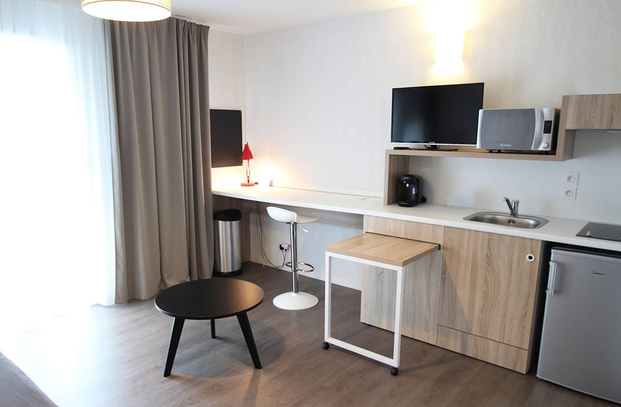 studio location saisonnière à La Rochelle