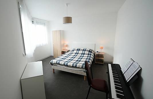 chambre appartement location moyen séjour à Rennes