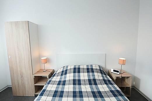 chambre appartement location court séjour à Rennes