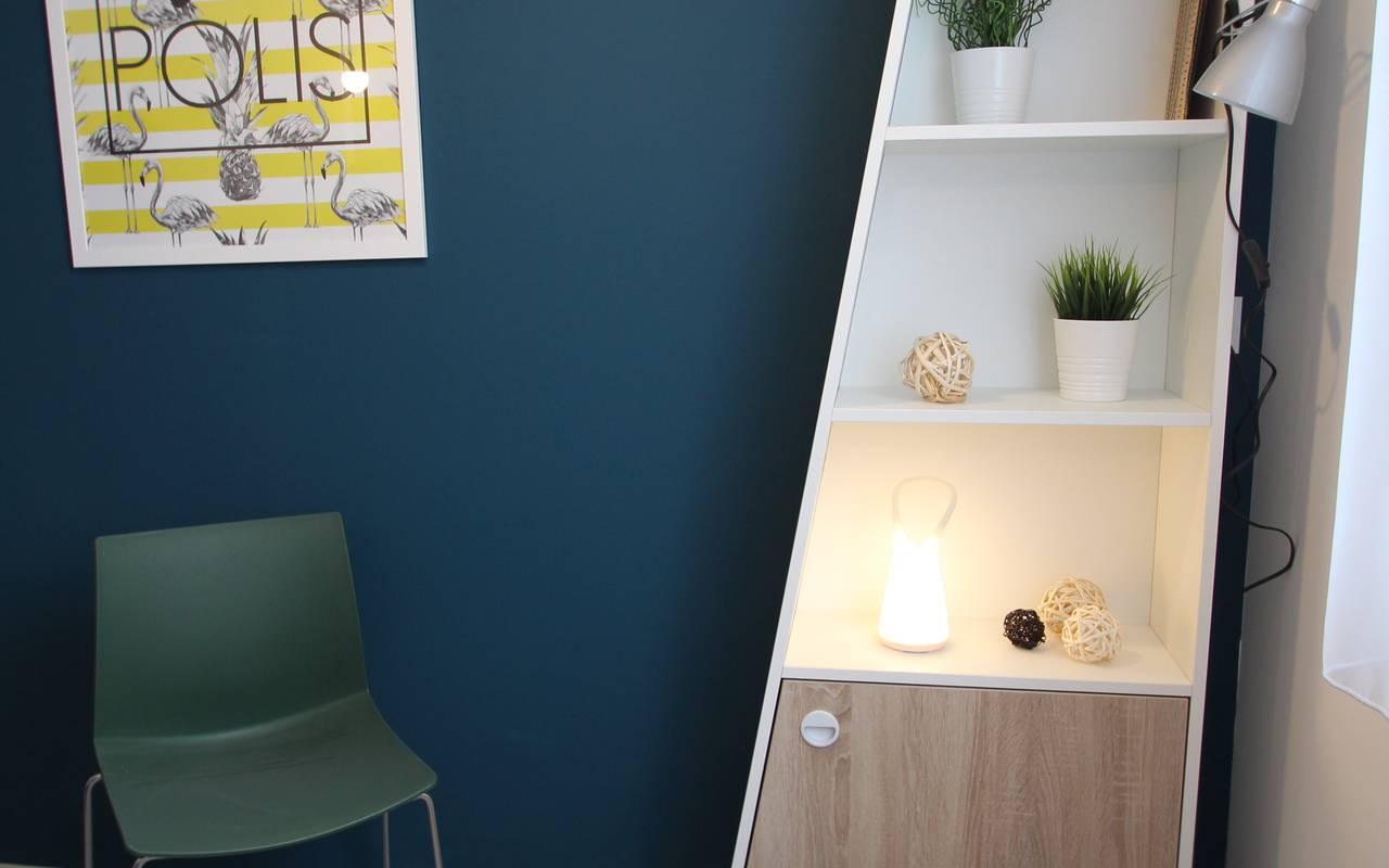 mobilier studio location court séjour à Rennes