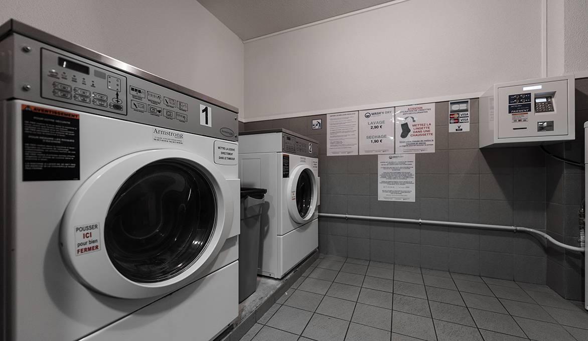 laverie résidence location séjour à Rouen