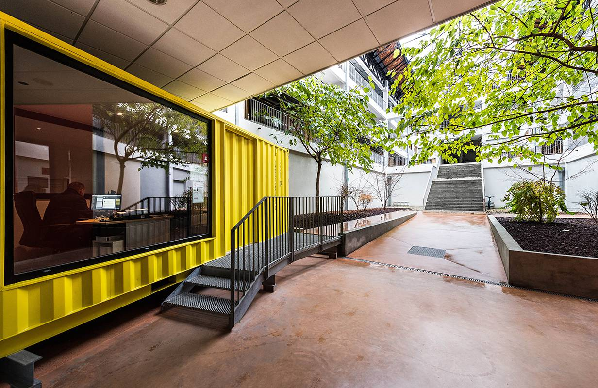 accueil résidence location séjour à Lyon