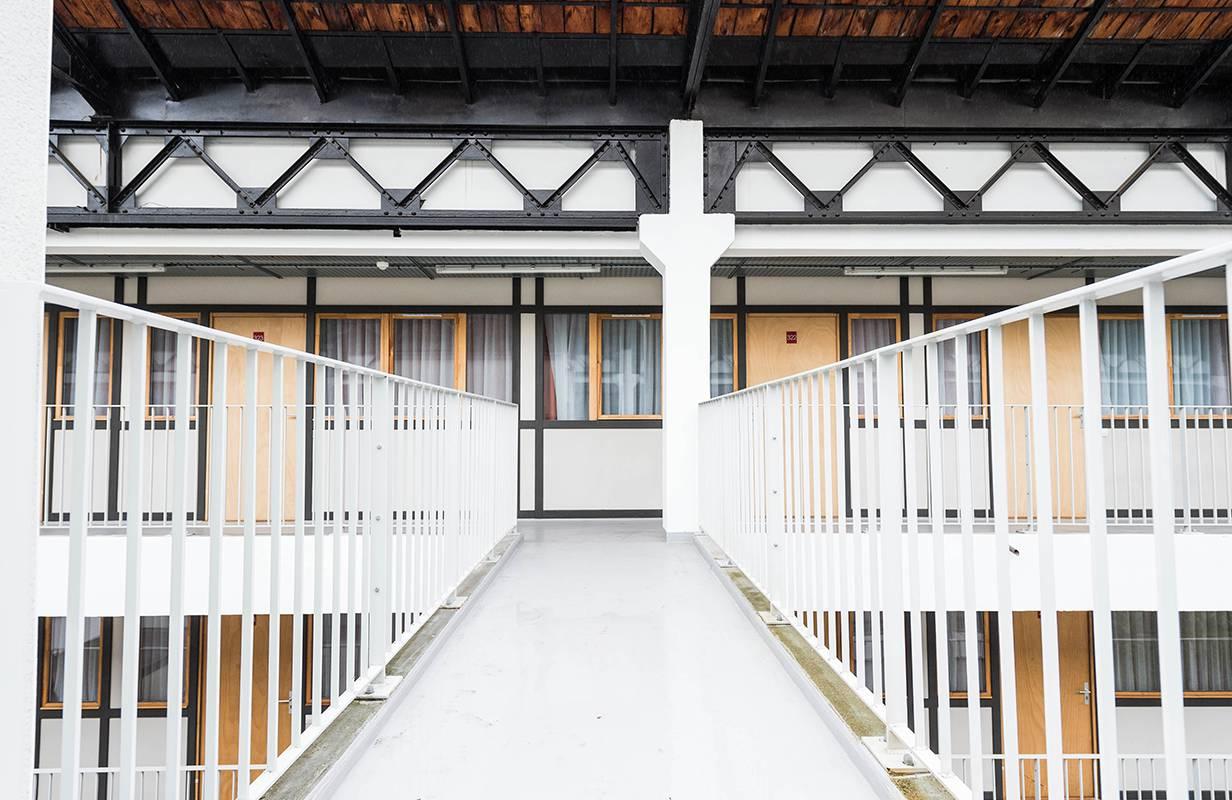 extérieur résidence location moyen séjour à Lyon