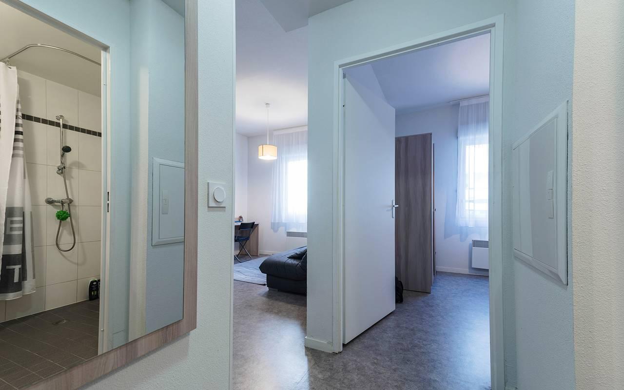appartement 2 pièces location saisonnière à Reims