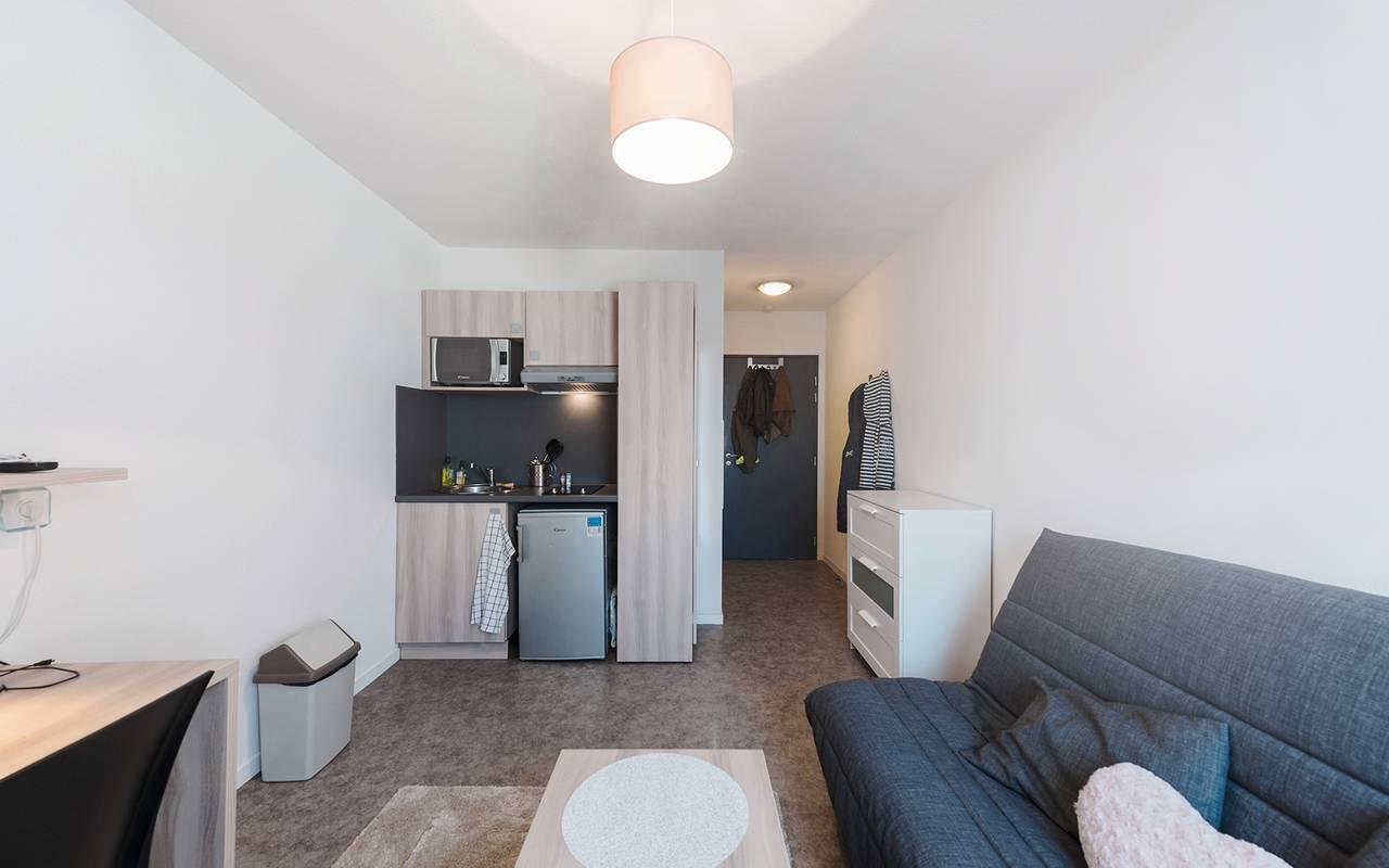 appartement avec kitchenette location saisonnière à Reims