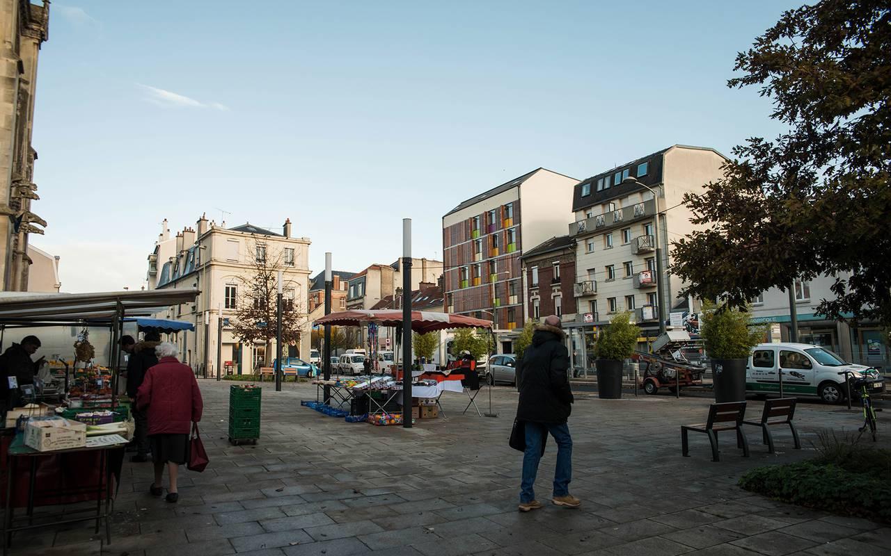 quartier de Reims