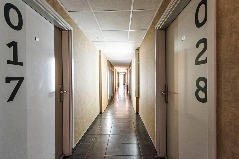 couloir résidence location saisonnière à Toulouse